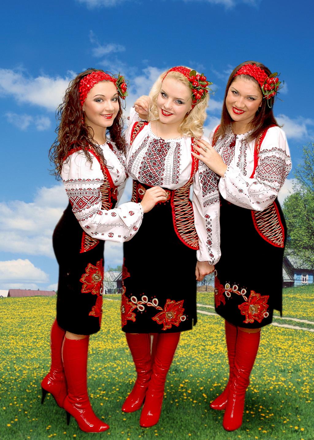 Русское трио