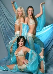 Шоу-балет EXTAZY, г. Черкассы