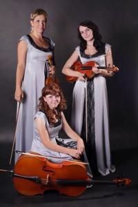 Струнное трио Trio Life, г. Донецк