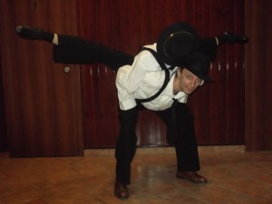 Дуэт Jazz-tap-Duo, г. Днепропетровск